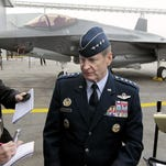 Gen. Robin Rand takes over as commander of Air Force Global Strike Command on Tuesday, replacing Lt. Gen. Stephen Wilson. Rand has broad experience in the Air Force, most recently as commander of the organization in charge of all Air Force recruiting, technical training and professional military education.