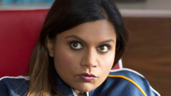 Mindy Kaling's 'The Mindy Project' is being revived by Hulu.