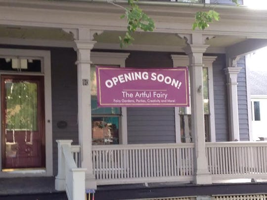The Artful Fairy opens in Victor.