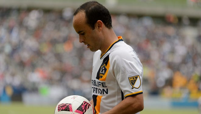 Landon Donovan had not decided on his MLS future.