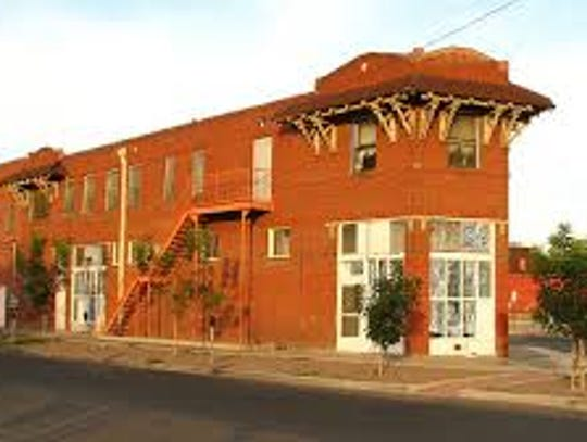 The Annunciation House is in Downtown El Paso. It provides