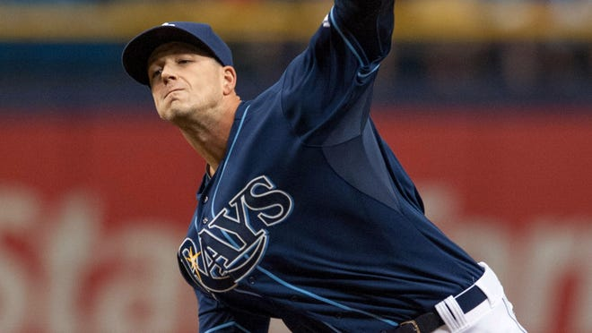 Rays left-hander Drew Smyly has a 2.25 ERA since being acquired in the deal that sent David Price to the Tigers.