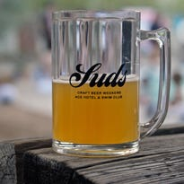 The ACE Hotel hosted its fourth annual Craft Beer Weekendon Aug. 29,2015. The event included beer tasting, a pool party, and live music by Butch Walker, The Drowning Men, Brian Whelan and others.