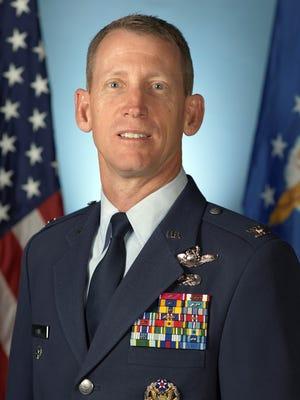 Col. Scott Caine