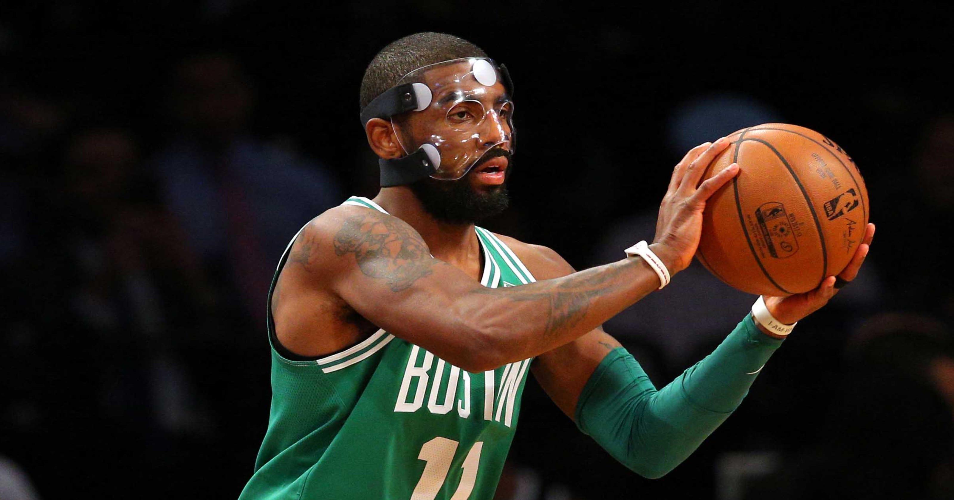 6e85cc274ad7 Kyrie Irving returns to lift Boston Celtics to 13th straight win