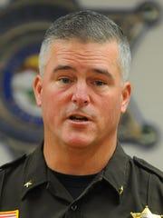 Cascade County Sheriff Bob Edwards
