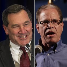Indiana Senate race: Braun and Donnelly both want a border wall, but differ on Dreamers