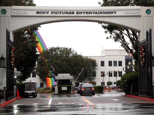 AP SONY HACK F A ENT FILE USA CA