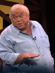 James Gregory performs at the Montgomery Performing