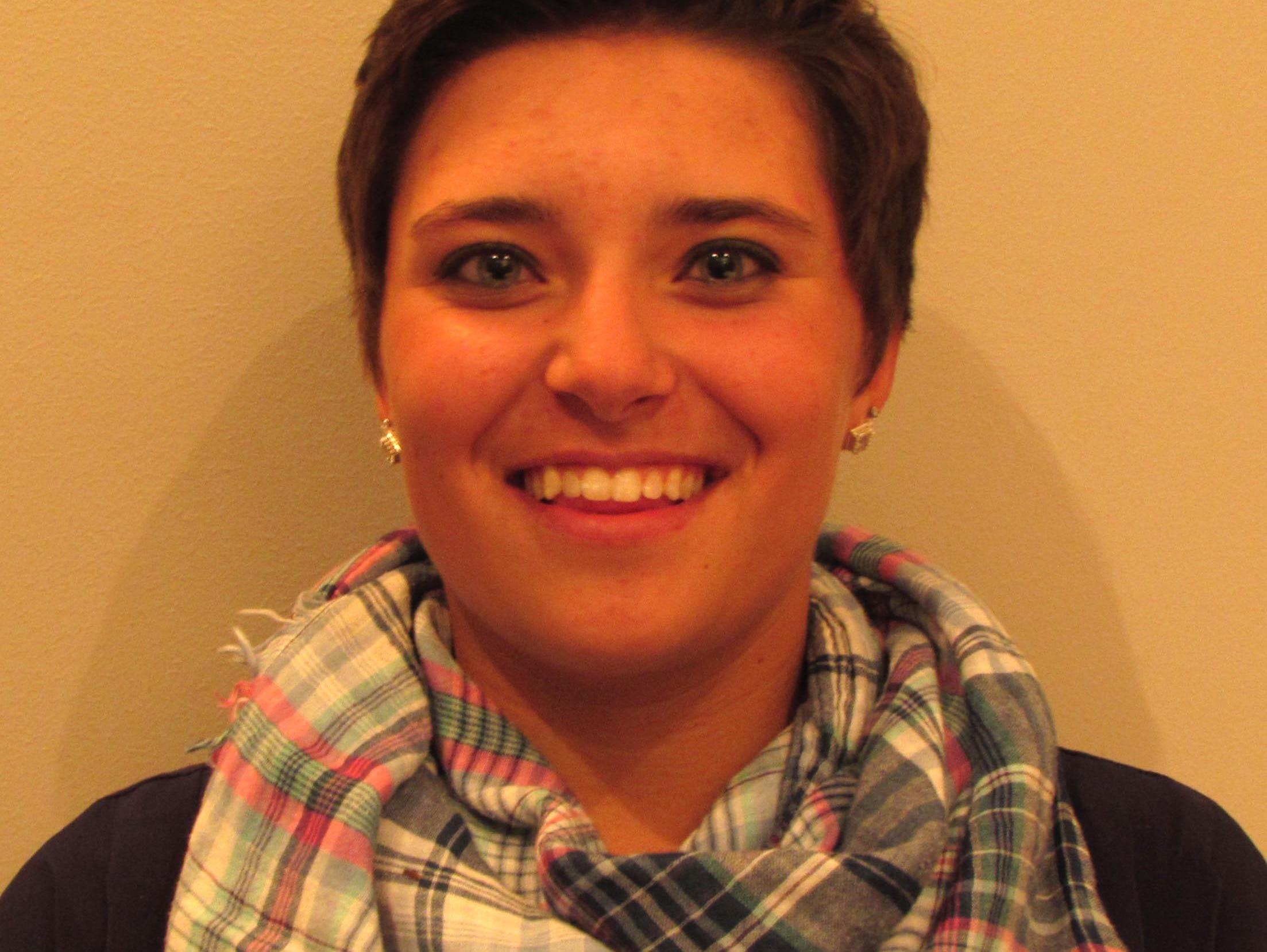 NorthWood golfer Linnzie Richner