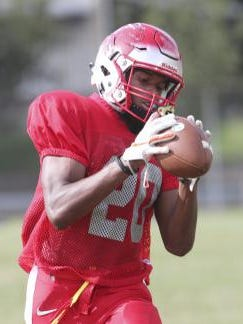 Shawn Gates has transferred to Streetsboro from Akron East. Gates has verbally committed to Boston College.