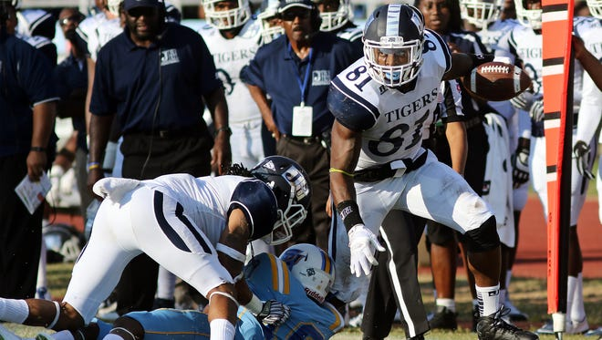 JSU receiver Daniel Williams could have a big day against the Grambling defense.