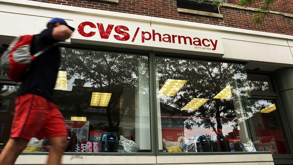 cvs buys target pharm biz for  1 9b
