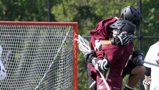 Iona Prep came from behind to defeat Fordham Prep 7-6