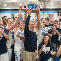 Shawnee is the boys basketball Team of the Year