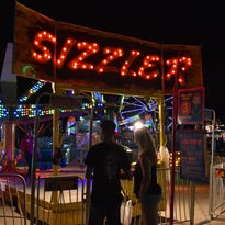 Top 9 rides at the Waukesha County Fair