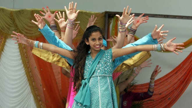 India Fest will bring the country's food, costumes, dancing, vendors and more this Saturday to the recreation center at Estero Community Park, 9200 Corkscrew Road, Estero.