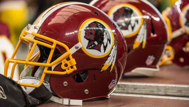 The Washington Redskins name and logo has been criticized for being derogatory.