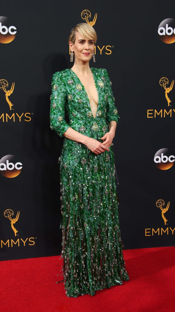 10 best dressed on the Emmys red carpet