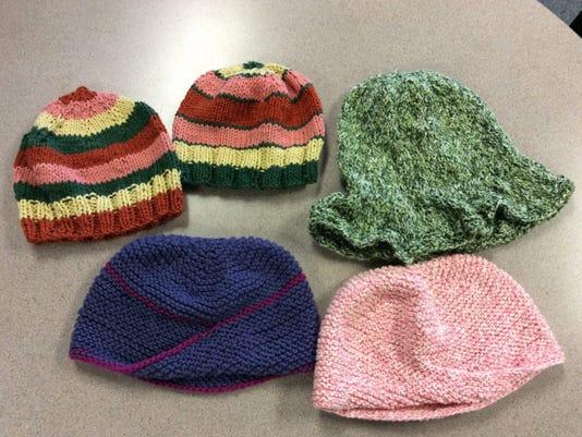 Pam's hats