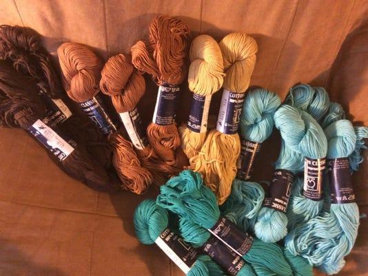 cotton classic yarn