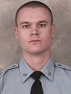 Georgia State Patrol trooper Jacob Fields was shot twice after a police chase on Interstate 75 on Wednesday, Jan. 27, 2016.