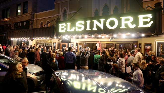 Historic Elsinore Theatre will host an Academy Awards viewing party at 5:30 p.m. Sunday, Feb. 26. Dress up for event that will feature games, prizes, libations and buffet of heavy appetizers catered by Wild Pear. Cost is $60 or $100 a couple.