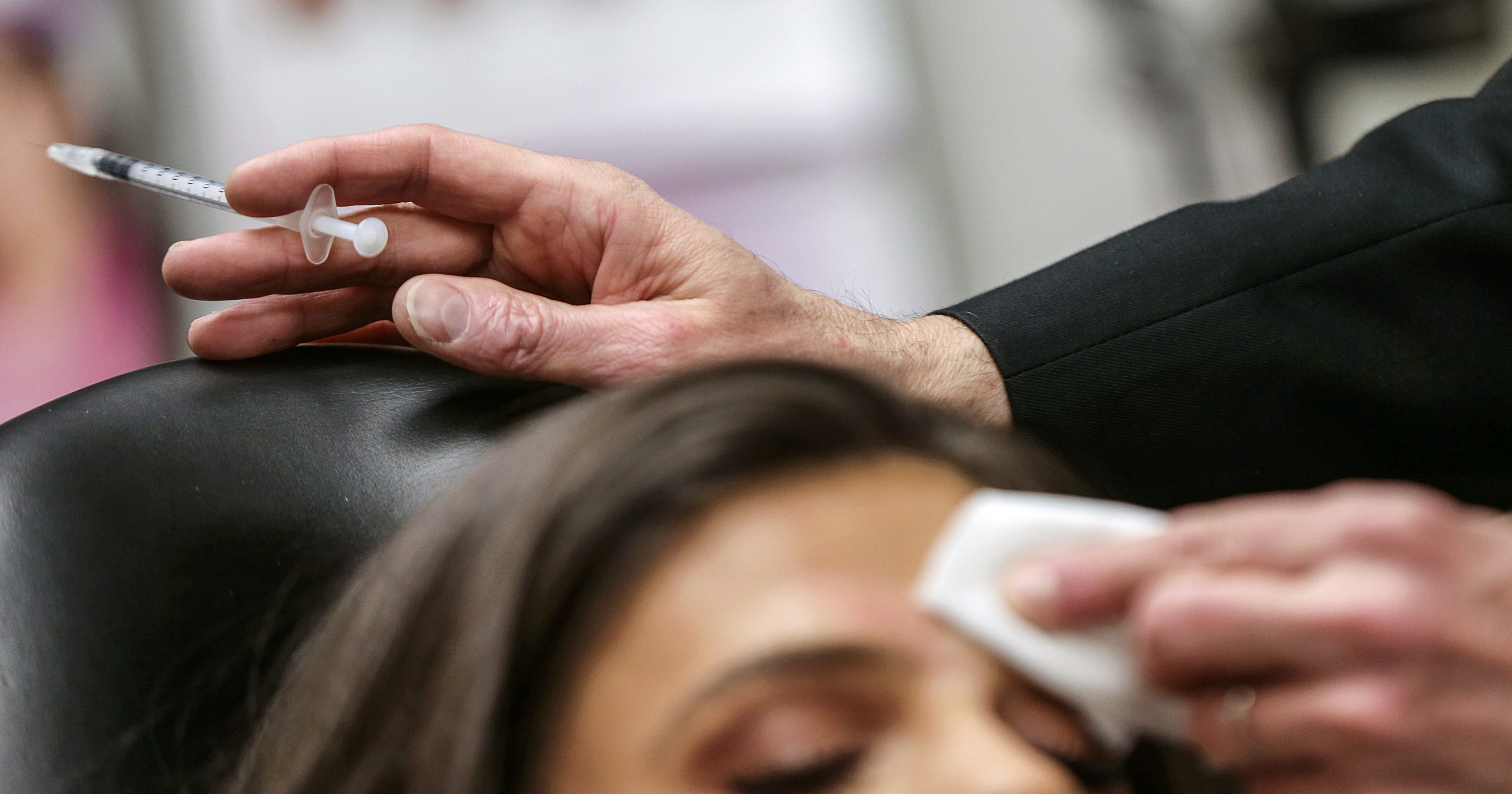 Why millennials are flocking to Botox