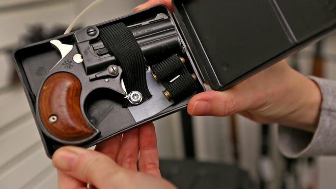 Bills before the Florida Legislature would allow guns in all churches and certain schools and protect concealed weapons permit holders when they accidentally flash their weapons.