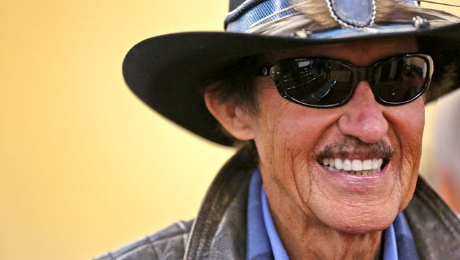 Former NASCAR driver Richard Petty will attend Bubba Fest in Pigeon Forge, taking place Friday through Sunday.