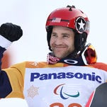 Winter Paralympic Games snowboard cross