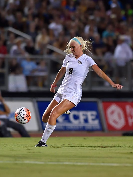 Women's soccer: Ashley Spivey