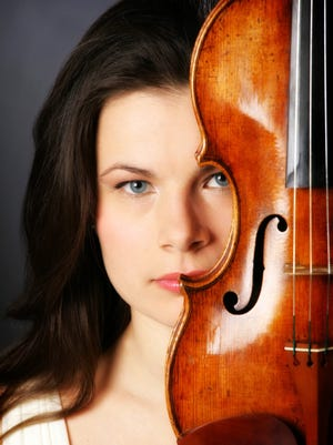 Born in 1985, the Bulgarian violinist Bella Hristova has already racked up an impressive list of orchestral appearances. She made her Des Moines Symphony debut this weekend.