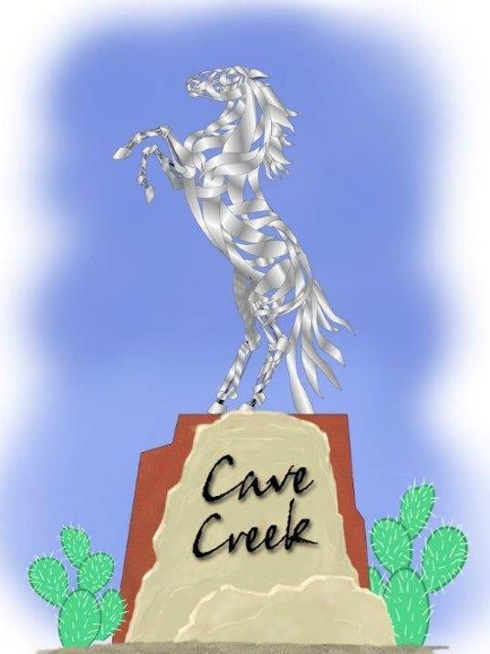 Cave Creek Artist Mark Carroll