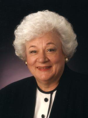 Joan McCotter.