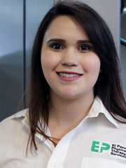 Alyssa Cottman, of El Paso Physical Therapy Services.