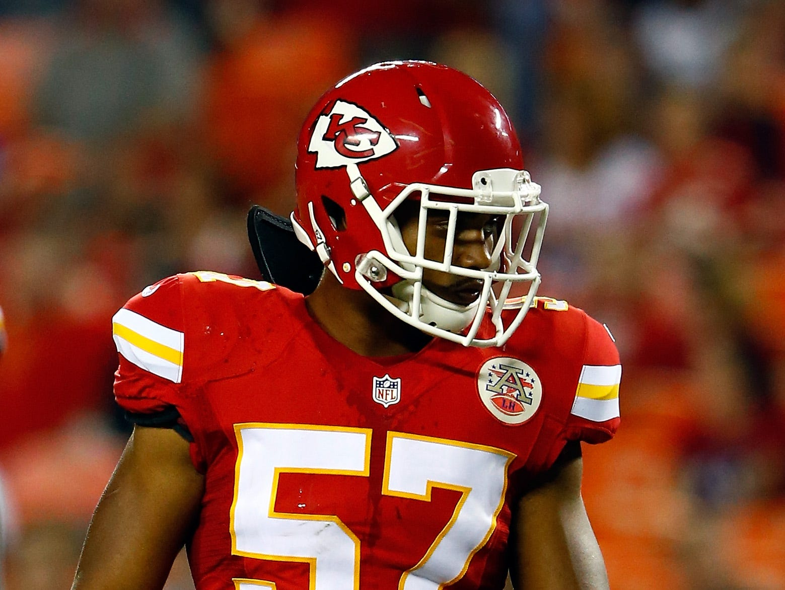 Linebacker D.J. Alexander of the Kansas City Chiefs is headed to the NFL's Pro Bowl.