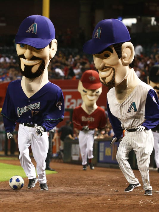 Mets .vs Diamondbacks 2018