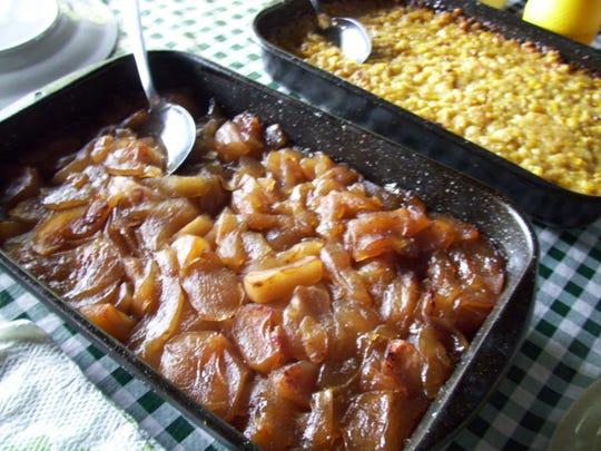 Tabernacle Oven Baked Apples