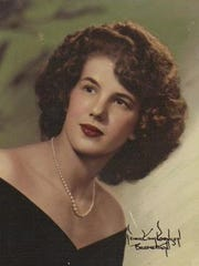 Alma V. Lyons, 87