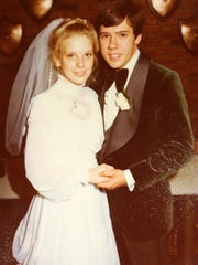 Lee and Judie Pagones married in 1978. They have four children and one grandson.