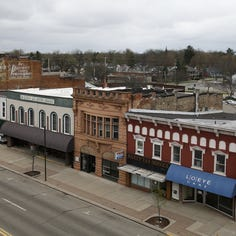 360 view: Explore these Michigan towns