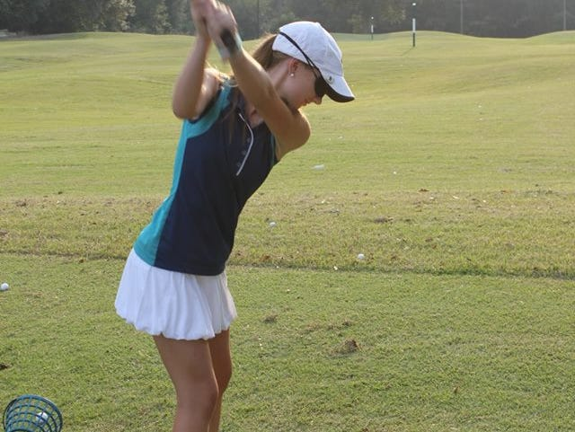 Catholic High senior Madelyn Dimitroff was chosen as one of 81 players from First Tee programs to participate in the Nature Valley First Tee Open at Pebble Beach.