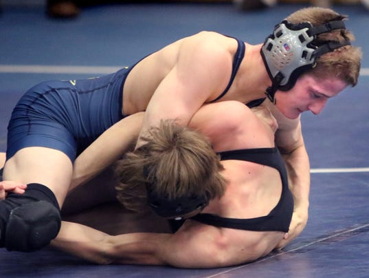 Germantown at North Shore Wrestling Tournament