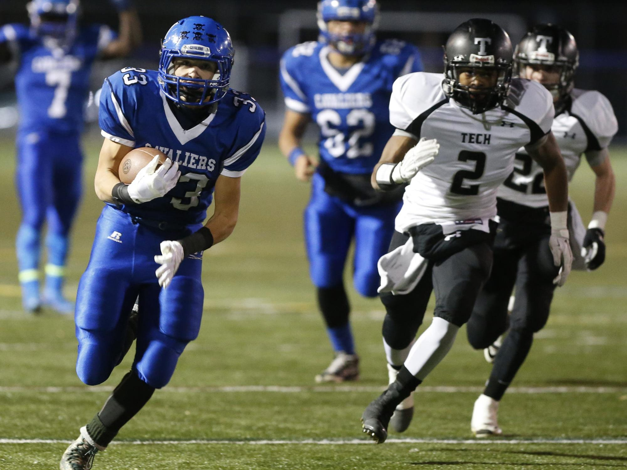 Frank Datillo and Middletown are hoping for a return trip to the Division I Championship Game.