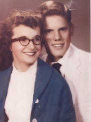 Marlyne and Gerald Stuart