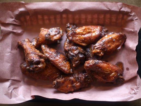 Wings from Pontiac, in Over-the-Rhine.