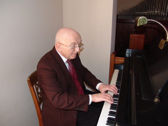 Roger Besst has no intentions of retiring from music, and will mark his 55th anniversary as a church organist this year. He also has more goals in the works as a pianist.