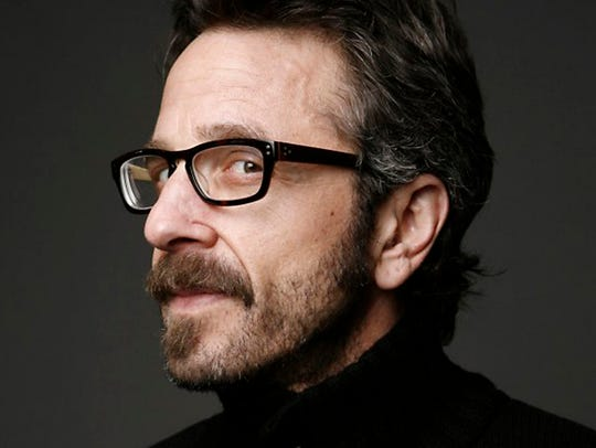 Comic and podcaster Marc Maron visits the Flynn Center