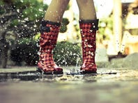Go Puddle Jumping With New Boots
